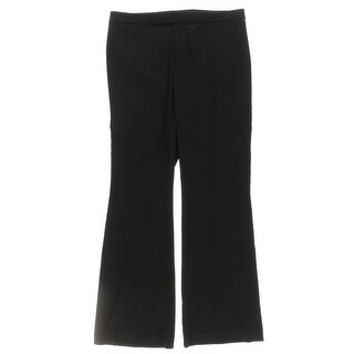 Lauren Ralph Lauren Womens Dress Pants Twill Straight Leg