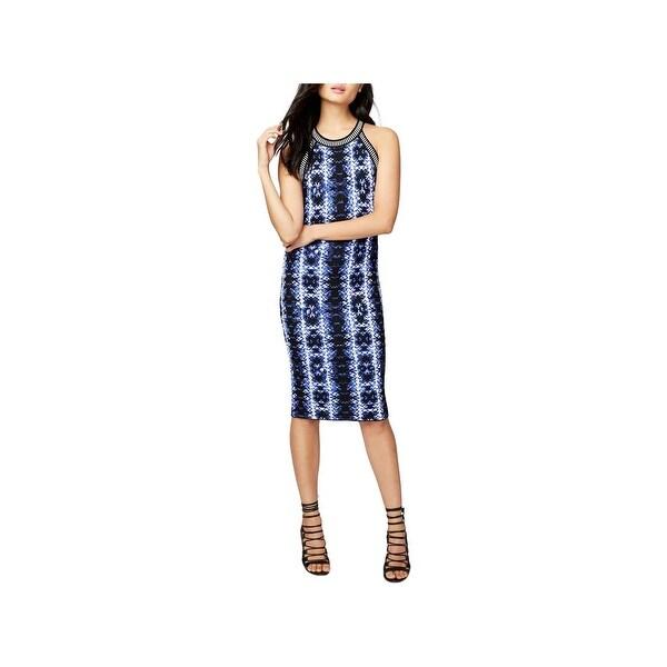 Rachel Roy Discount Gowns: Shop Rachel Rachel Roy Womens Midi Dress Halter Printed