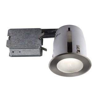 "Bazz Lighting 300-336 Serie 300 4.5"" GU10 Shower Trim Integrated Recessed Fixtur"