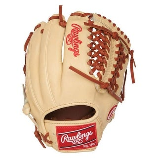"Rawlings Baseball 11.75"" Infield/Pitcher Heart of the Hide RHT Glove PRO205-4CT"