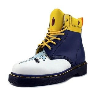 Dr. Martens Air Wair 939 Ice King Round Toe Leather Ankle Boot