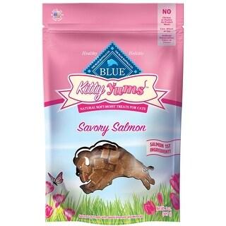Blue Buffalo Cat Kitty Yums SalmonTreat 2 oz..