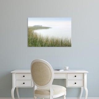 Easy Art Prints Alan Blaustein's 'Crescent Beach Calm 2' Premium Canvas Art