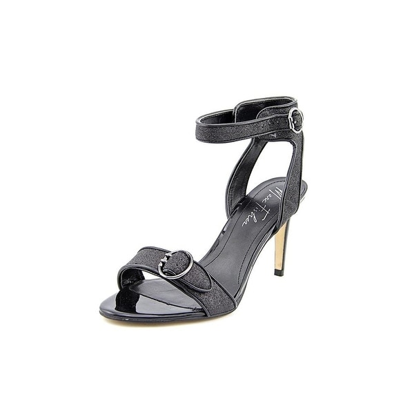 Marc Fisher Womens Malika 4 Open Toe Special Occasion Ankle Strap Sandals