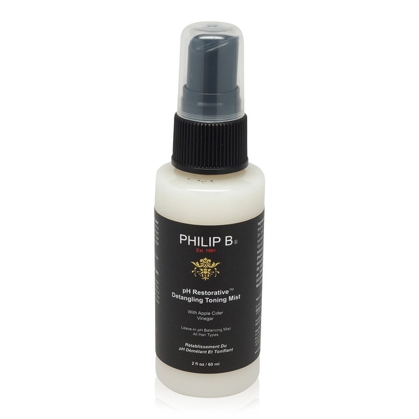 PHILIP B pH Restorative Detangling Toning Mist 2 Oz