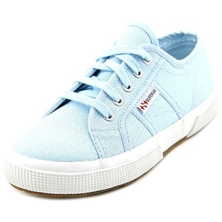 Superga Jcot Classic Round Toe Canvas Sneakers