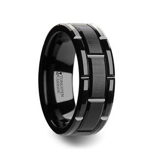 Black Wedding Rings For Less Overstockcom