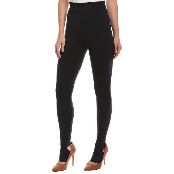 Tibi Womens Calvary Trouser Legging Grey 8