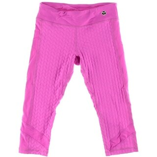 Trina Turk Womens Textured Pattern Capri Pants - M