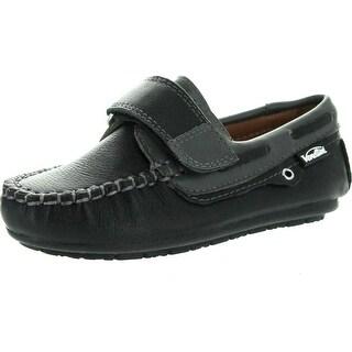 Venettini Boys 55-Storm Dress Casual Flats Shoes