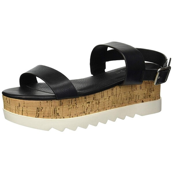 e001134c40e Shop Madden Girl Women s Sugarr Wedge Sandal - Free Shipping On ...