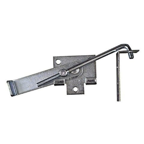 "Stanley Hardware 161760 Jamb Latch 7"" Zinc Plated"