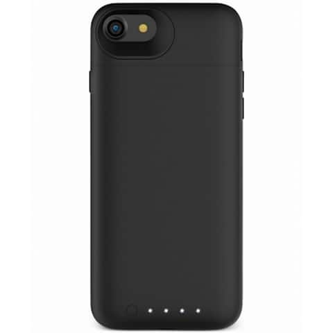 Mophie Phone Case Black Synthetic Leather Juice Pack Battery Charger