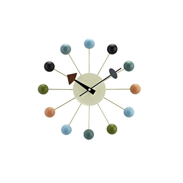 Ball Clock - Multi Color. Opens flyout.
