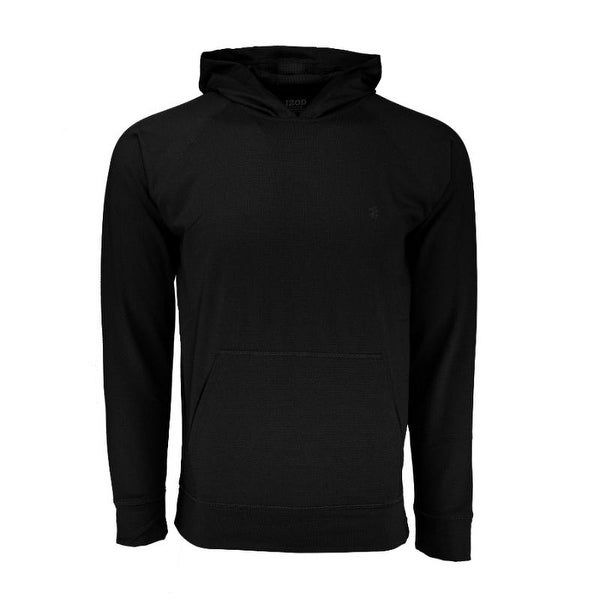 f97ac1bb4 Shop IZOD Men's Fitted Pullover Hoodie - On Sale - Free Shipping On Orders  Over $45 - Overstock - 27332717