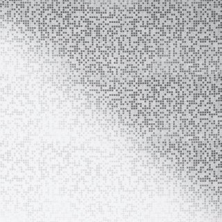 Brewster 2542-20758 Cosimo Silver Foil Mosaic Wallpaper