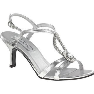 Touch Ups Women's Mindy 2 Silver Metallic