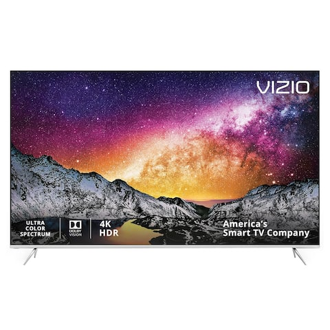 Refurbished Vizio P Series 75 in. 4K HDR Smart LED TV - Black