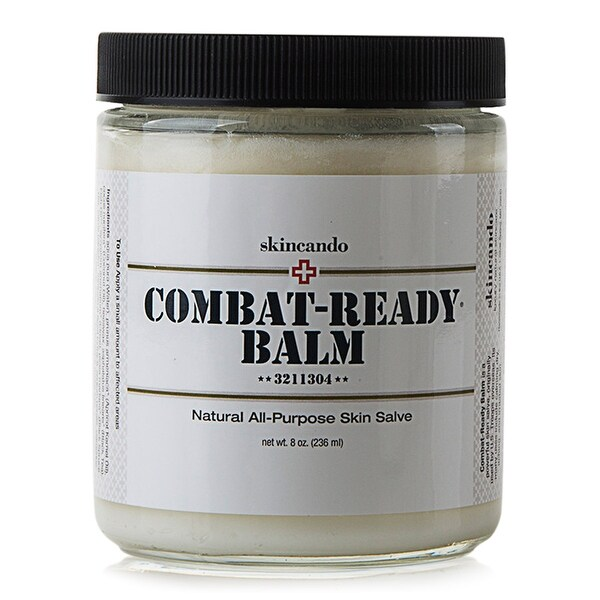 Combat Ready Skin Balm 8Oz by Skincando
