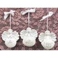 Angel Ornament Set of 3