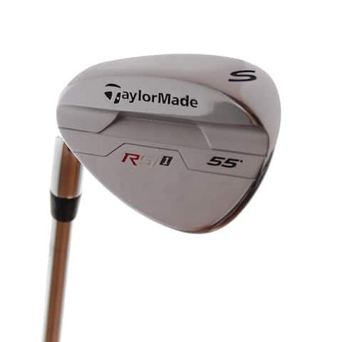 New TaylorMade RSi 1 55* Sand Wedge LEFT HANDED w/ DG Pro Stiff Steel Shaft