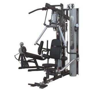 Body Solid Bi-Angular Home Gym - (2) 210 Lb Weight Stacks