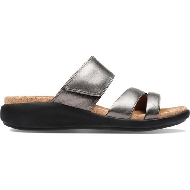 cac528890f589c Clarks-Women's-Un-Bali-Way-Slide-Pebble-Metallic-Full-Grain-Leather.jpg