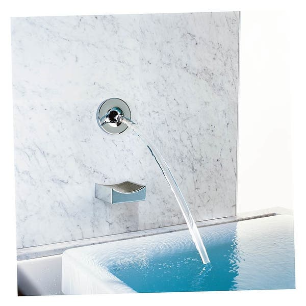 Wall Or Ceiling Mounted Tub Faucet
