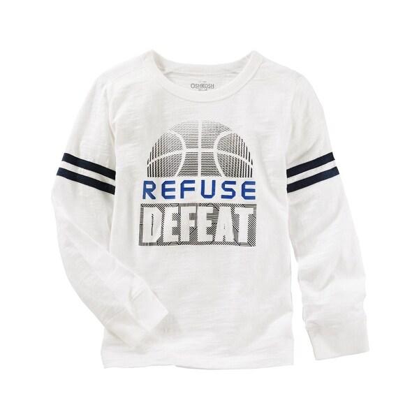 e503217d5e9 Shop OshKosh B gosh Little Boys  Varsity Basketball Tee