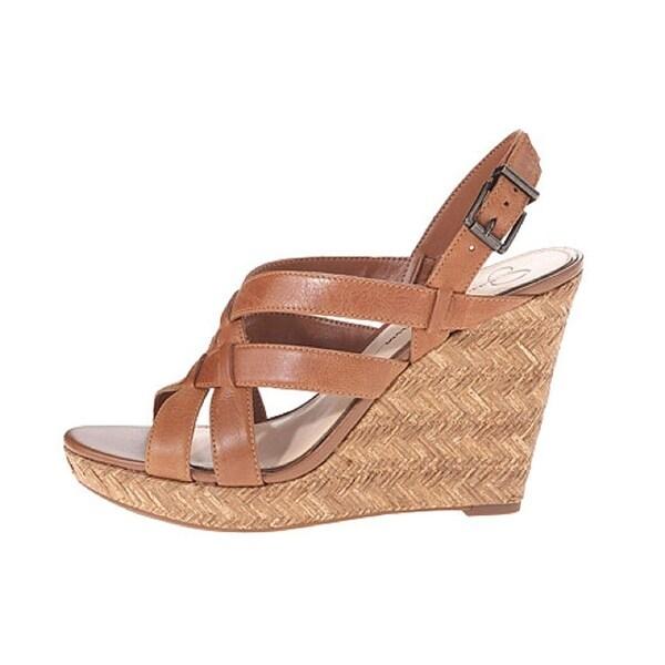 d419a1db83d5 Shop Jessica Simpson Womens JAMALLO Wedge Sandals - 9.5 - Free ...