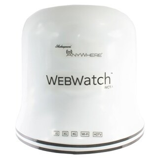Shakespeare WebWatch Wi-Fi, Cellular, TV Antenna WebWatch Wi-Fi, Cellular, TV Antenna