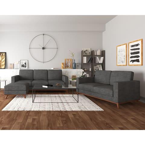Archer Sofa, Loveseat and Ottoman living room set