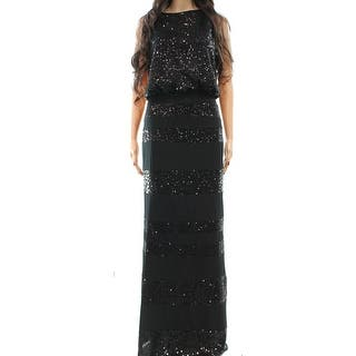 Lauren Ralph Lauren NEW Black Sequined Women's Size 4 Blouson Gown|https://ak1.ostkcdn.com/images/products/is/images/direct/99ead27534844232d5c90ed35ceab434c59a7fad/Lauren-Ralph-Lauren-NEW-Black-Sequined-Women%27s-Size-4-Blouson-Gown.jpg?impolicy=medium