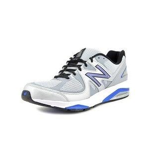 New Balance M1540 2E Round Toe Canvas Sneakers