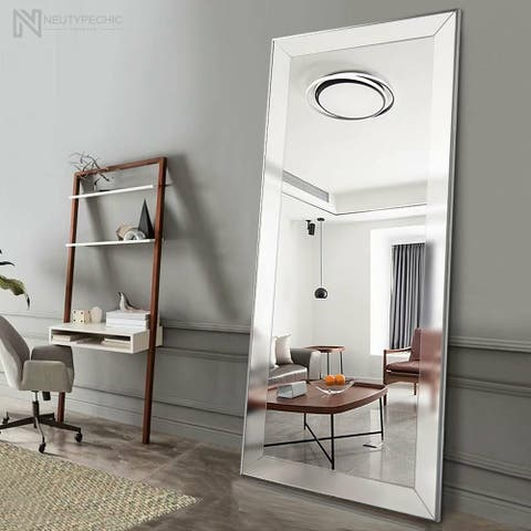 Neutypechic Full Length Beveled Floor Mirror - 70x30