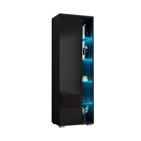"""Euphoria 05 Modern 24"""" Bookcase"""