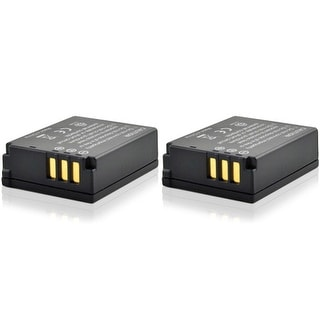 Battery for Panasonic (CB-S007A/1B)-2 Pack Replacement Battery