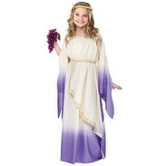 Girls Goddess Child Greek Halloween Costume