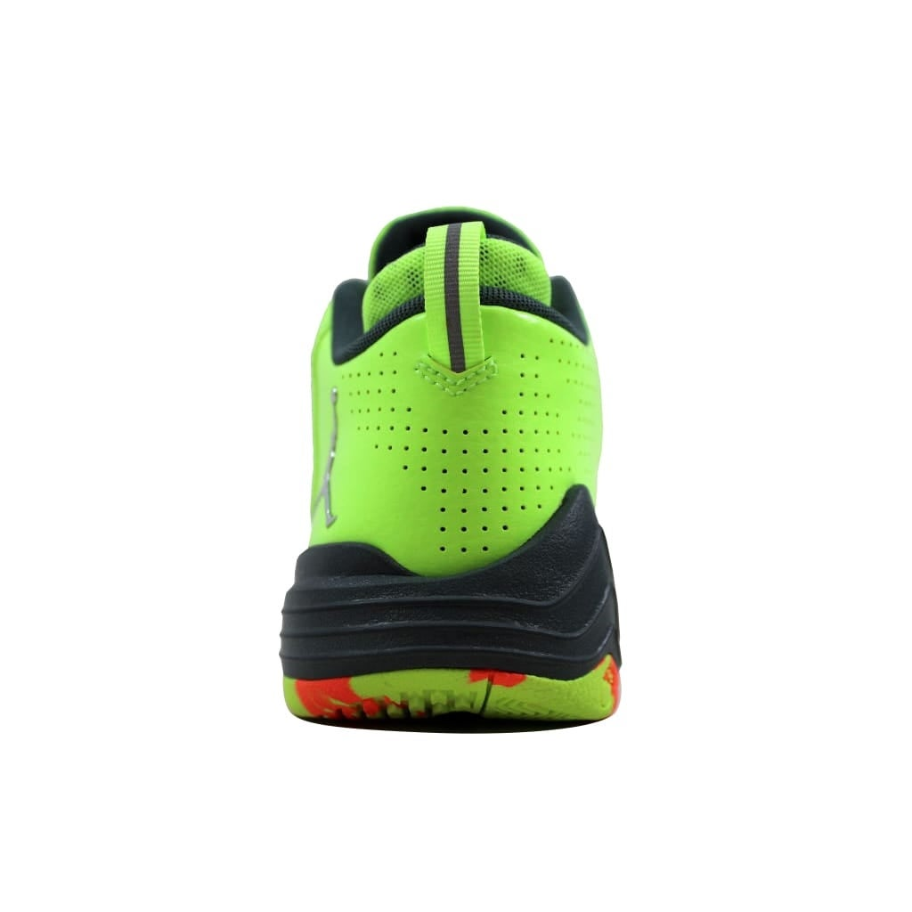 new style 7d2a8 ba3ae Shop Nike Grade-School Air Jordan CP3 IX 9 AE BG Ghost Green Metallic Silver-Hasta  Chris Paul 833911-303 - Free Shipping Today - Overstock - 21893593