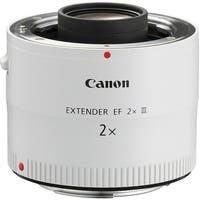 Canon Extender EF 2X III (International Model)