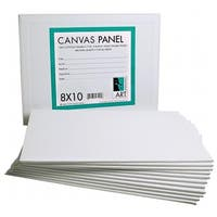 Macphersons AA7004 8 in. X 10 in. Canvas Panel