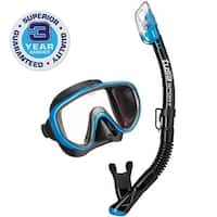 TUSA Sport Adult Serene Mask and Snorkel Dry Combo