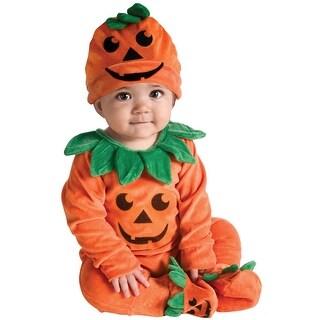 Rubies Lil Pumpkin Infant Costume - Orange