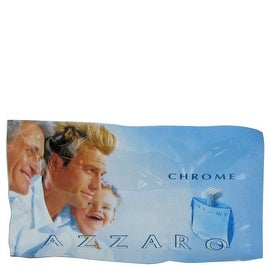 Chrome by Azzaro Vial (sample) .04 oz - Men