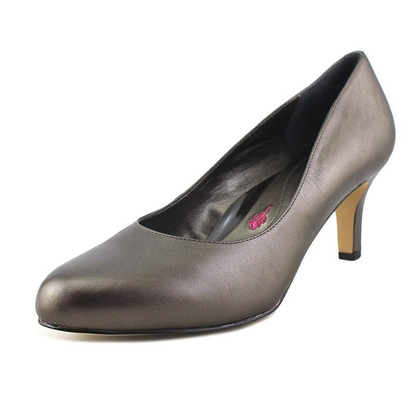 Ros Hommerson Janet Women N/S Round Toe Leather Heels