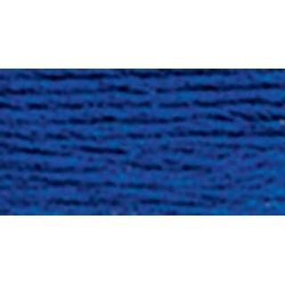 Deep Royal Blue - DMC Satin Floss 8.7yd