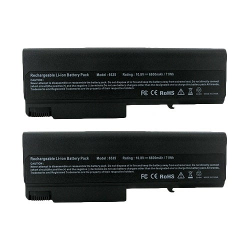 """""""Battery for HP 482961001 / HSTNNCB69 (2-Pack) Replacement Battery"""""""