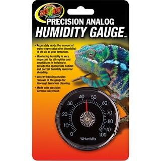 Precision Analog Reptile Humidity Gauge