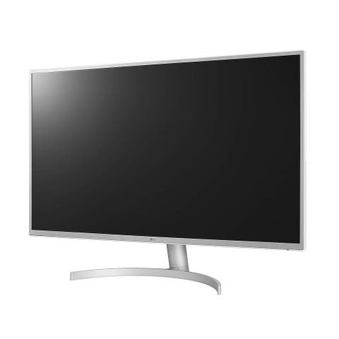 "LG 32BK50Q-W QHD LED IPS 32"" Monitor With FreeSync,Black(Certified Refurbished)"