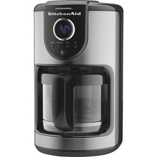 Kitchenaid 12 Cup Coffee Maker KCM111OB Unit: EACH